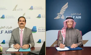 Gulf Air Signs Memorandum of Understanding With Ras Al Khaimah International Airport