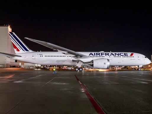 Air France to Launch New Service Between Paris-Charles de Gaulle and Denver for Summer 2021