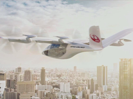 Avolon Partners With Japan Airlines to Create eVTOL Ride Sharing Service in Japan