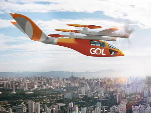 Gol and Grupo Comporte Order 250 VA-X4 eVTOL Aircraft From Avolon
