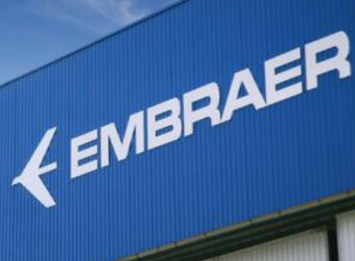 Embraer Reports Second Quarter Net Loss of $315.3 Million or $1.71 per Diluted Share