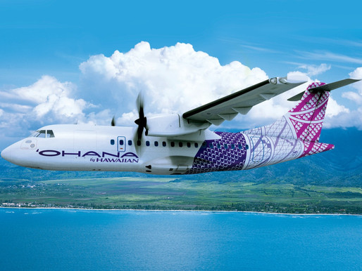 Hawaiian Airlines Permanently Ends 'Ohana by Hawaiian Service