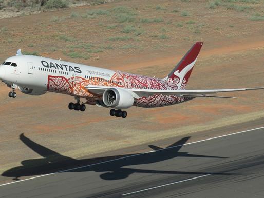 Qantas Brings Forward International Flights to November 1st, Adds New Routes From Darwin