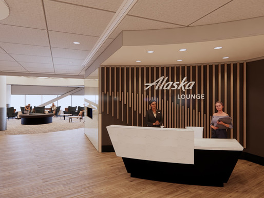 Alaska Airlines to Open New Lounge At San Francisco International Airport by Summer 2021