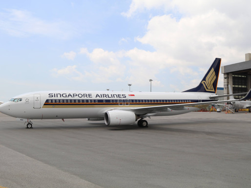 Singapore Airlines Starts SilkAir Integration With Transfer of Nine Boeing 737-800 NGs