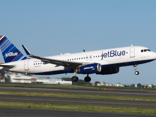 JetBlue Announces Fourth Quarter Net loss of $381 Million, Full Year 2020 Net Loss of $1.4 Billion