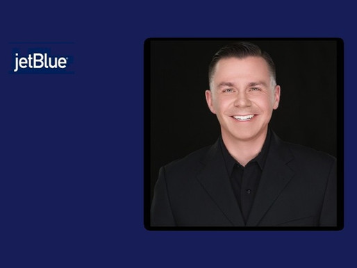 JetBlue Names Edward Kayton as New Head of Talent and Crewmember Experience