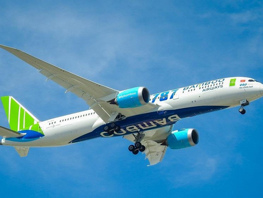 Bamboo Airways Signs Agreement for GEnx Engines Valued at up to $2 Billion