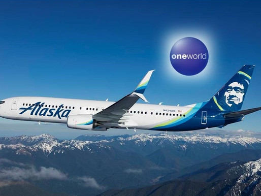 Alaska Airlines and oneworld Announce Elite Mileage Plan Member Benefits