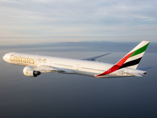 Emirates Announces the Resumption of Daily Flights Between Dubai and Bangkok From September 1st