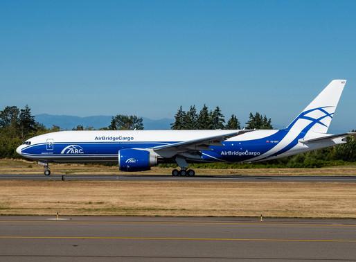 Boeing 777 Freighter Joins the Volga-Dnepr Group's AirBridgeCargo Subsidiary