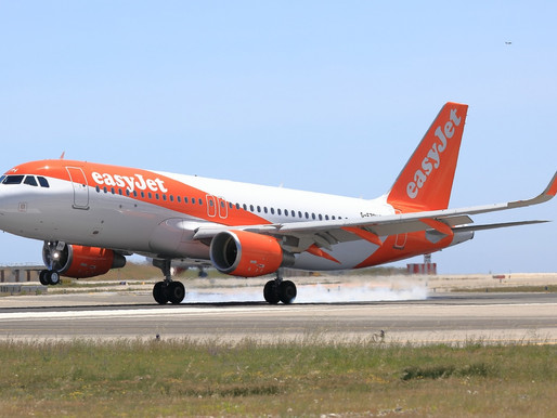 easyJet Adds More Flights and Holidays Between the UK and Portugal With Over 105,000 Extra Seats