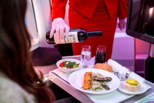 Virgin Atlantic Launches New Spring Menus With More Customer Choices