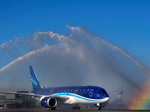 Azerbaijan Opens Airspace at International Airports to Foreign Carriers
