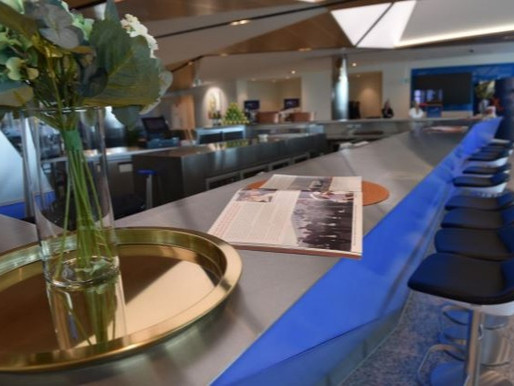 Rex Opens Temporary Lounge at Canberra Airport