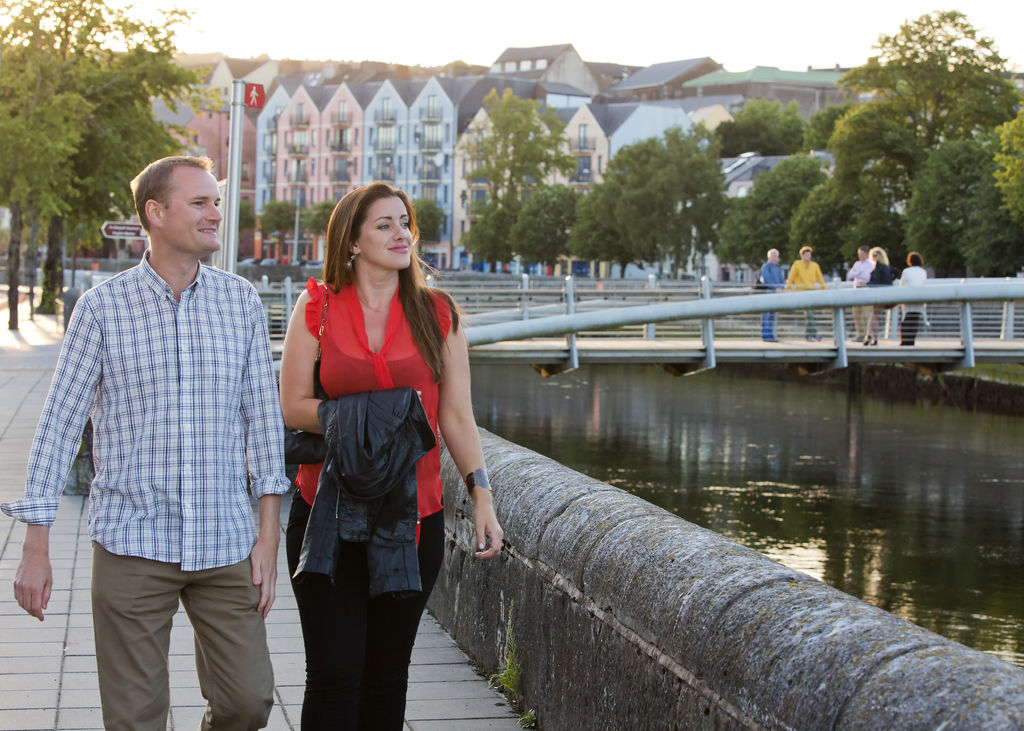 Strolling the Streets of Cork City - Courtesy Tourism Ireland