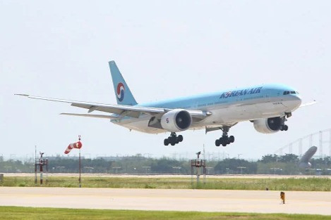 Korean Air Flies Longest Nonstop Route in Company History With Cargo Service from Seoul to Miami