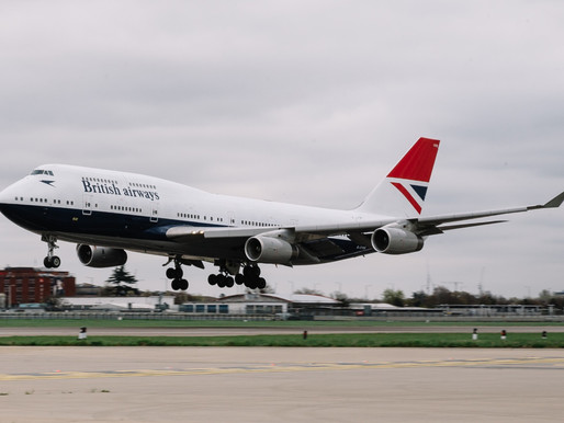 Retiring British Airways Boeing 747 to be Preserved at Cotswold Airport in Gloucestershire