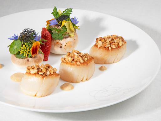 Air France Entrusts La Premiére Menu to Triple Michelin-Starred Chef, Arnaud Donckele