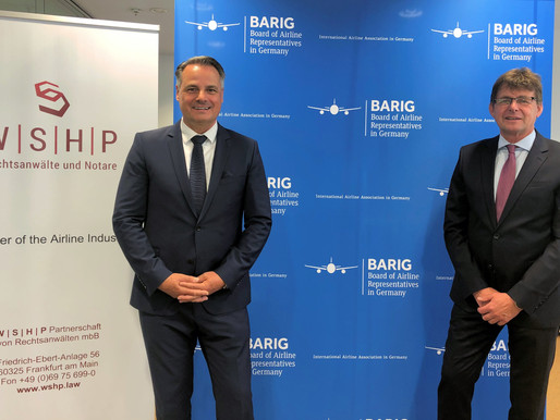 BARIG Partners With Law Firm WSHP Rechtsanwӓlte und Notare to Strengthen Legal Section