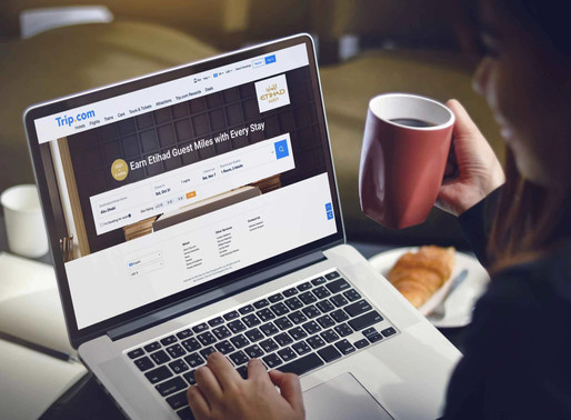 Etihad Airways Partners With Trip.com to Expand Etihad Guest Members Earning Opportunities