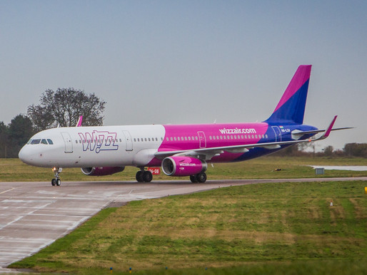Wizz Air Expands Network in Albania With Two New Routes and a New Tirana Based Aircraft