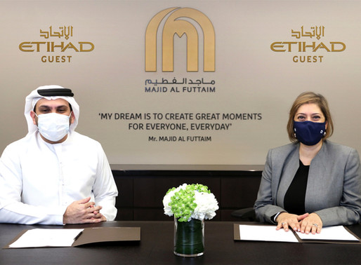 Etihad Guest Partners With Majid Al Futtaim's SHARE to Open New Benefits for Members