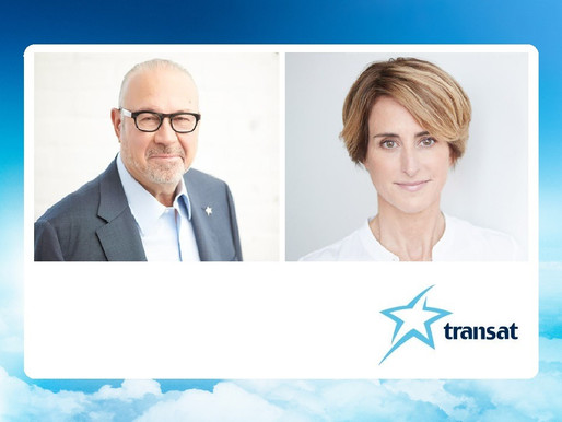 Transat Announces Retirement of President & CEO Jean-Marc Eustache, Succeeded by Annick Guérard