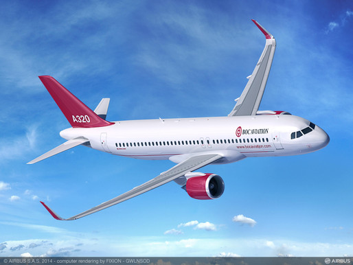 Pratt & Whitney Receives Orders for GTF Engines to Power up to 42 More A320neo Family Aircraft