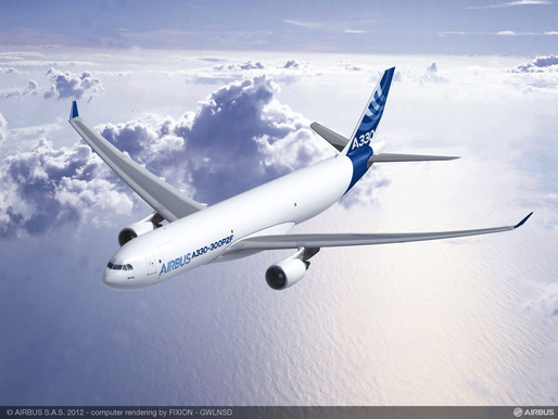 Turkmenistan Airlines Orders Two Airbus A330-200 Passenger-to-Freighter Converted Aircraft