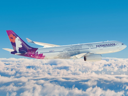 Hawaiian Airlines to Resume Service to Tahiti From August 7, 2021