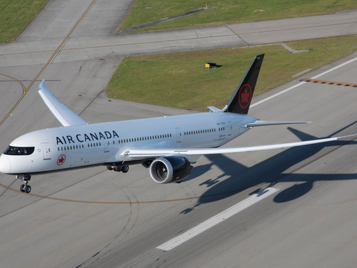 Air Canada Reduces First Quarter capacity by an Additional 25 Percent, Stands Down 1,700 Employees