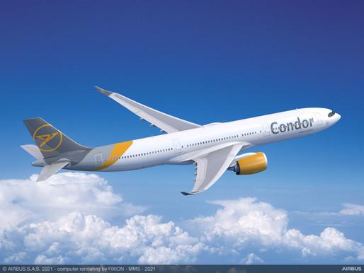 Condor to Modernize Long Haul Fleet With 16 Airbus A330neos