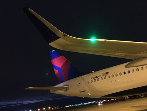 Delta Air Lines Reports First Quarter Loss of $422 Million on Revenue of $8.6 Billion