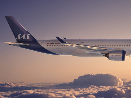 SAS Unveils New Livery, Continuing Cabin and Fleet Renewal Started in 2015