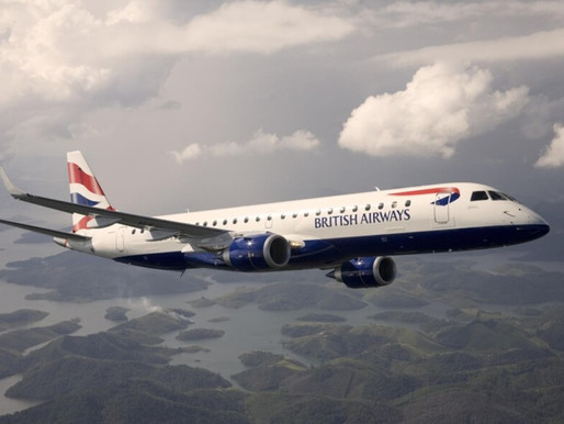 British Airways to Launch 17 Weekly Flights Between Southampton Airport and Europe for Summer 2021
