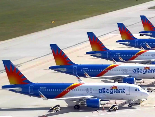 Allegiant Reports Second Quarter Adjusted Net Income of $60 Million on Revenue of $472 Million