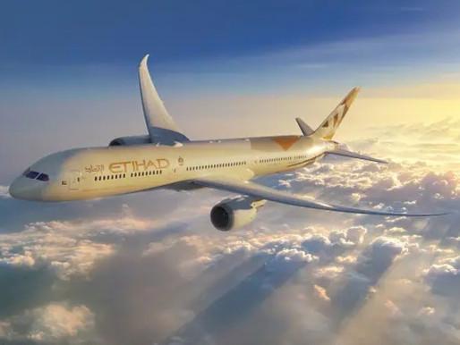 Etihad Airways Reports H1 Net Loss of $400 Million on a 29 Percent Revenue Decline to $1.2 Billion