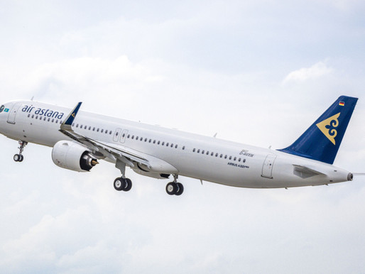 Air Astana Resumes Flights From Almaty and Nur-Sultan to Antalya and Istanbul in Turkey