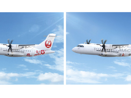Japan Air Commuter and Hokkaido Air System Join oneworld® as JAL Affiliate