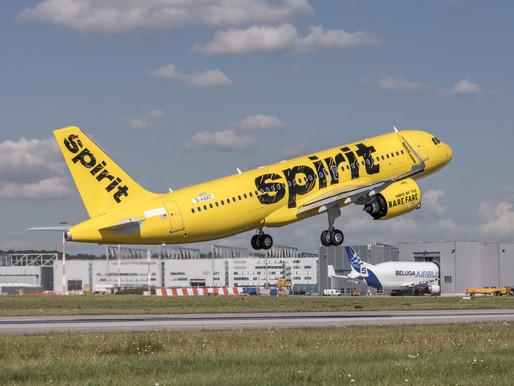 Spirit Airlines Reports Second Quarter Net Loss of $288 Million on Revenue of $859 Million