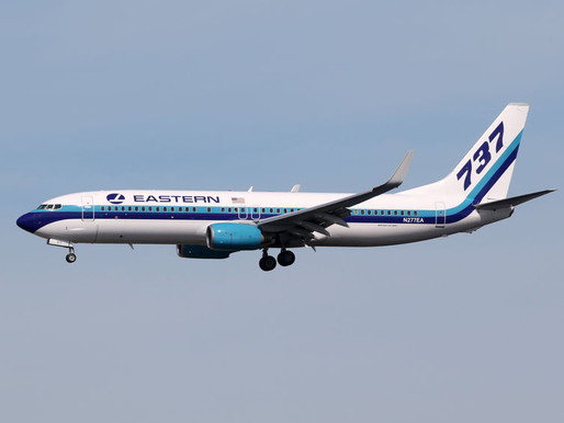 Eastern Airlines:  Is the Third Time the Charm?