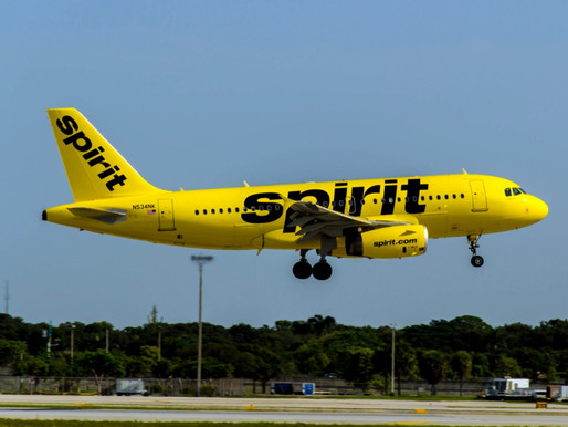 Spirit Airlines Celebrates New Service From Milwaukee, Nearly Triples Number of Destinations
