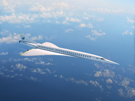 Waiting for the Boom (Supersonic Aircraft, That is)