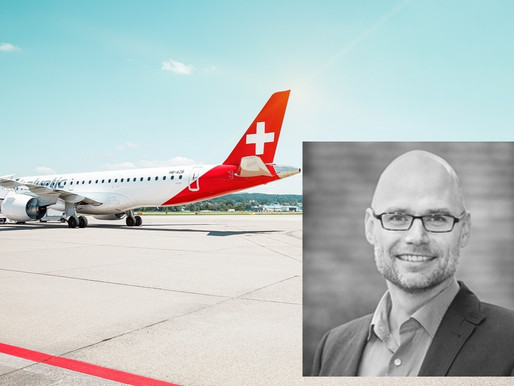 Helvetic Airways Appoints Simon Benz as New Media Relations Officer