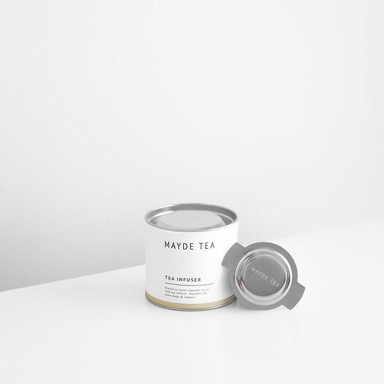 Mayde Tea branded infuser