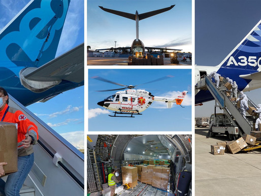 Airbus Reports Fourth Quarter Net Loss of €1.6 Billion and Full Year 2020 Net Loss of €1.1 Billion