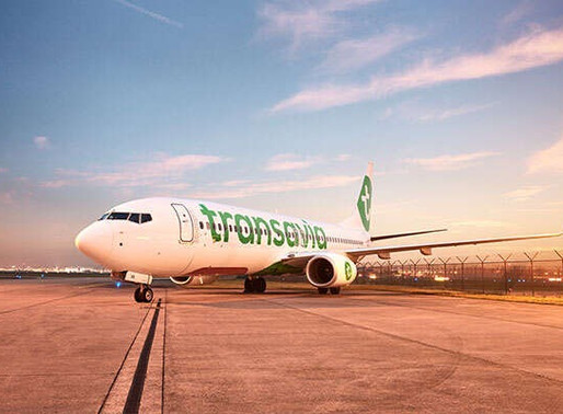 Transavia France Announces the Launch of Five Domestic Routes From November 2, 2020
