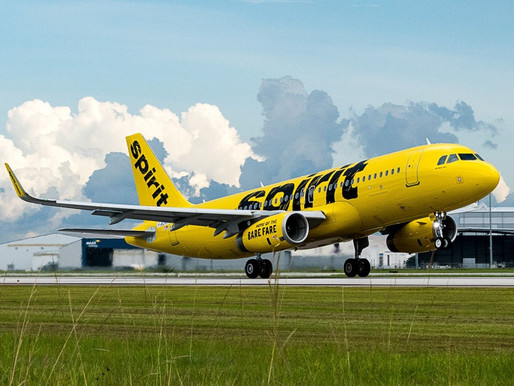 Spirit Airlines to Launch Service From Manchester, New Hampshire to Four Florida Destinations