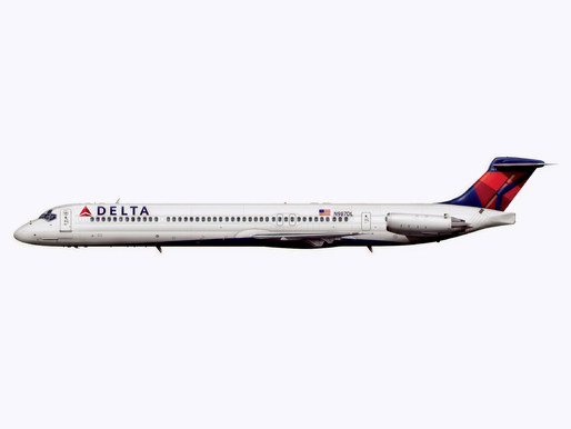 Delta Air Lines to Retire McDonnell Douglas MD-88 and MD-90 Fleets by June 2020